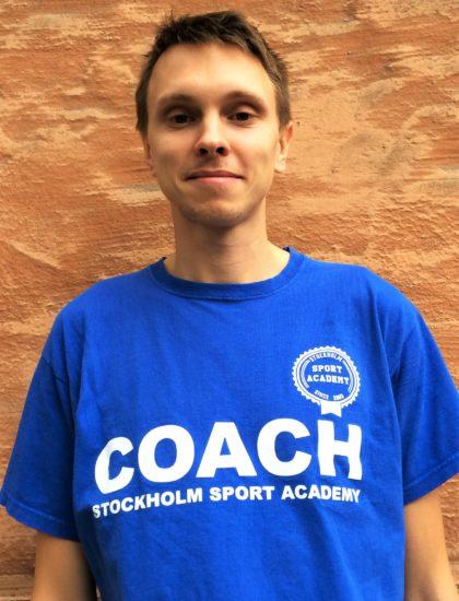 David W – Headcoach och Tennistränare
