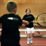 Minitennis 5-6år Stockholm Tennis Academy