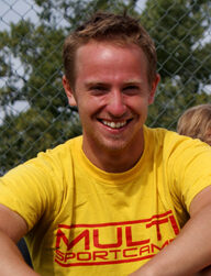 Johan L, Headcoach Stockholm Sport Academy