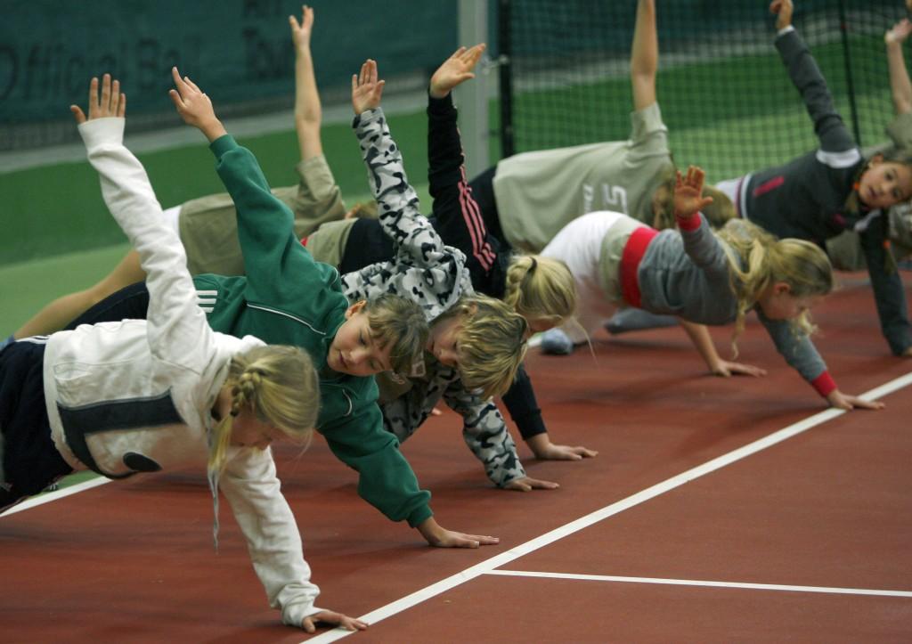 Sportlov Stockholm Tennis Academy Stockholms Bästa Tennisskola