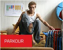 Parkour - Stockholm Sport Academy