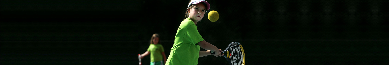 tennis 7 - 9 år nybörjare Stockholm Tennis Academy