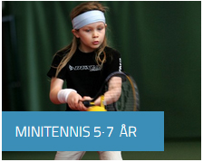 Minitennis- Stockholm Tennis Academy