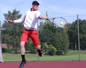 Tennis vuxen kurs fortsättning stockholm
