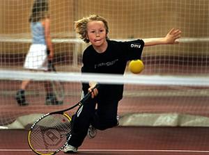 tennis 7 - 9 år fortsättning Stockholm Tennis Academy
