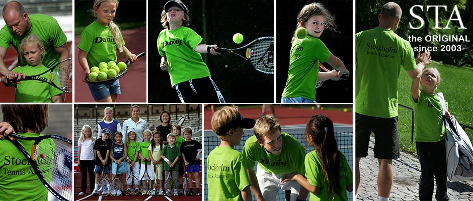 Tennis för hela familjen
