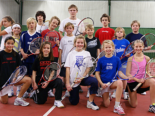 4 glada nyheter! - Stockholm Tennis Academy -